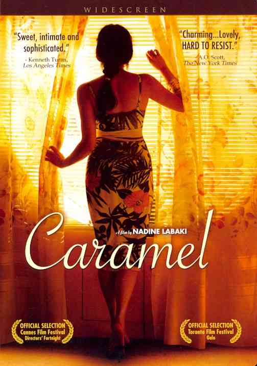 CARAMEL BY KARAM,ADEL (DVD)
